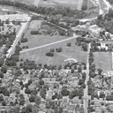 Aerial view, 1955